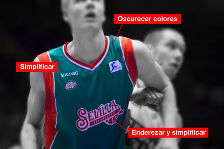 CD Baloncesto Sevilla Hotartworks Hota Abenza premisas equipación2