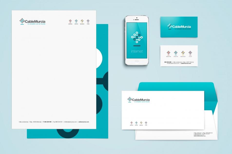 CableMurcia Hotartworks Hota Abenza identidad aplicaciones