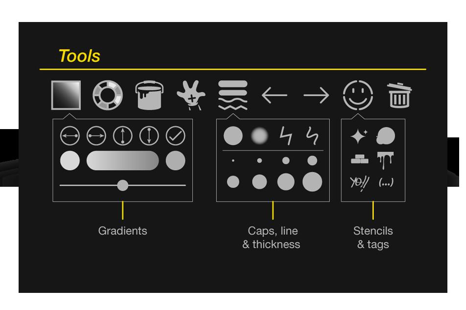 Graff-crew-Hotartworks-Hota-Abenza-ui-kit-tools